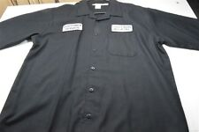 Linden Gray Customer Service I don't Give a Black Large Men's Shirt