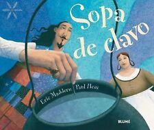 Sopa de clavo-ExLibrary