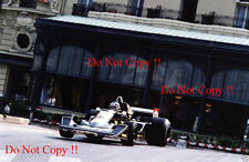 Jacky Ickx Wolf Williams FW05 Monaco Grand Prix 1976 Photograph 6