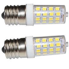 2-Pack 110V E17 Dimmable LED Light Bulb for LG 6912W1Z004B Microwave Light