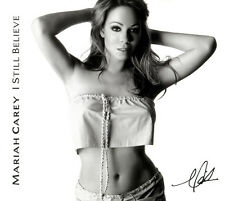MARIAH CAREY - I STILL BELIEVE - ULTRA RARE!!! AUSTRALIAN CD 667086 2 - SAMPLE 1