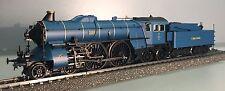 Trix h0 22265 máquina de vapor s 2/6 de la K. Bay. STS. B. en azul. feria modelo 2016