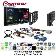 Pioneer Navigation Apple CarPlay Bluetooth Android Auto Bluetooth Install Kit