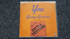 George Harrison/ The Beatles - You US 7'' Single WITH COVER