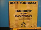 Ian Dury & The Blockheads - Do It Yourself - with inner - Free UK Post