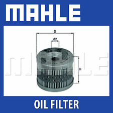 Mahle Oil Filter OX119 - Fits BMW Bikes - Genuine Part