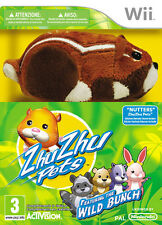 Zhu Zhu Pets Kung Zhu Coll With Toy Nintendo WII IT IMPORT ACTIVISION BLIZZARD