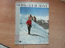 REVUE TOURING CLUB DE FRANCE : No 624 DECEMBRE 1952