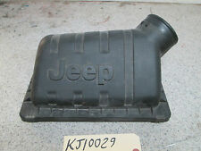 02 03 JEEP LIBERTY 3.7 V6 AIR FILTER HOUSING TOP LID - OEM FACTORY BOX