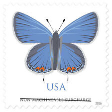 USPS New Eastern Tailed Blue Butterfly pane of 20