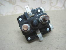 NOS LUCAS 4ST 24V Starter Solenoid Military Army Landrover Series Truck  #76788H