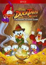Ducktales The Movie: Treasure of the Lost Lamp (DVD, 2015)