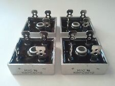 Bridge Rectifier 1ph 50A 1000V 50 Amp Metal Case - 1000 volt 50A Diode(4pcs) US