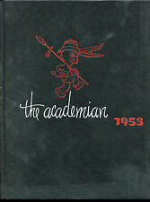1953 Academian Shady Side Academy High School Yearbook - Pittsburgh, PA