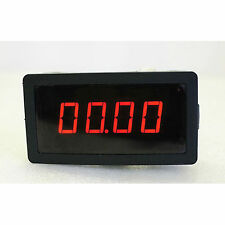 "0.56"" LED Display Digital Motor Tachometer Speed Measure Meter panel 30-9999RPM"