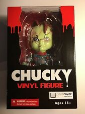 Chucky Horror Movie Vinyl Figure Loot Crate Exclusive