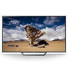 SONY BRAVIA 40W650D 652D SMART LED TV WITH 1 YEAR DEALER WARRANTY..