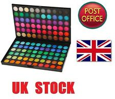 Makeup 120 Color Eye Shadow Eyeshadow Set Box Shimmer Matte Professional Kit AT1