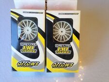 GRP 1/10 Nitro Sedan FR Foam Tires,DTM 26mm, 37, NEW 2 PAIRS, FREE S/H, NVX04D