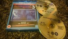Paranormal Activity 3 (Blu-ray and DVD Combo, 2012, 2-Disc Set)