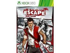 Escape Dead Island GAME Microsoft Xbox 360