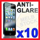 10x Anti Glare Matte LCD Screen Protector Film Guard for Apple iPhone 5S 5C 5 5G