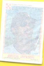 1984 RALSTON UNOPENED PACK - COOKIE CRISP CEREAL (REGGIE JACKSON SHOWING