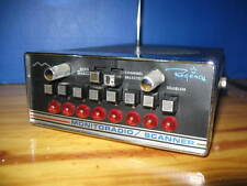 Vintage Regency TMR-8 MONITORADIO SCANNER 8 Channel Police Collectible