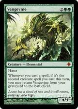 VENGEVINE Rise of the Eldrazi MTG Green Creature — Elemental MYTHIC RARE