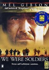cofanetto+2 DVD PERFETTI We were soldiers fino all'ultimo uomo Mel Gibson