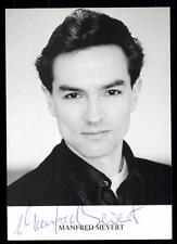 Manfred Sievert Autogrammkarte Original Signiert ## BC 54253
