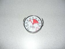 """Grill Gear 2 1/4"""" Diameter Grill Surface Thermometer for Grills GG09-P03706 New"""