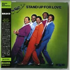 SHO-NUFF-STAND UP FOR LOVE-JAPAN ONLY MINI LP CD Ltd/Ed F56