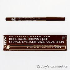 """1 NYX Collection Chocolate EyeLiner """"CC 04 - Kohl Kajal Brown"""" *Joy's cosmetics*"""