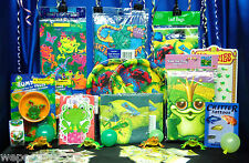 Frog Party Set # 22 Frog Party Supplies Rainforest Frogs with Favors Frog Games