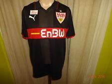 """VfB Stuttgart Original Puma Ausweich Trikot 2009/10 """"EnBW"""" Gr.L"""