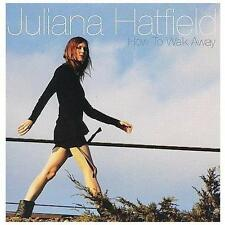 How to Walk Away by Juliana Hatfield (CD, Aug-2008, Ye Olde Records)