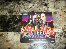 Steel Panther Rare Debut Promo CD Feel The Steel Promo Videos Behind The Music