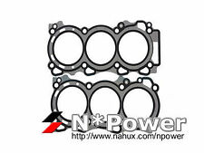 STEEL HEAD GASKET L&R FOR NISSAN VQ35DE 3.5 350Z Z33 Skyline V35 Stagea 01-07