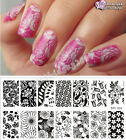 Diverse Charming Flower BORN PRETTY Nail Art Stamp Stamping Template Plate L024