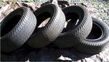 4 Great Goodyear Used Tires, P245-65-R17