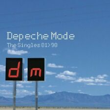 Depeche Mode - Depeche Mode : Singles 81-98 [New CD] Holland - Import