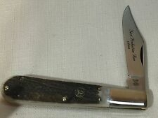 Bertram First Production Run Barlow Stag Knife Germany Hen & Rooster 511-D8