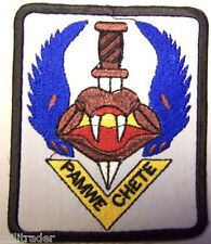 South Africa Rhodesian Defense Force Pamwechete Special Forces Patch