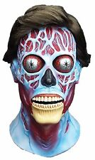 Halloween THEY LIVE ALIEN LATEX DELUXE MASK NEW