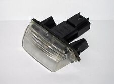 Citreon number plate light bulb holder Saxo Xsara Picasso C3 C4 C5 Berlingo DS4