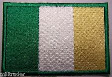 Ireland Irish Flag Patch (Rectangle)