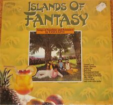 Vanua Levu, Islands of Fantasy, Songs of Sunshine and Romance,  EX/NM LP (6824)