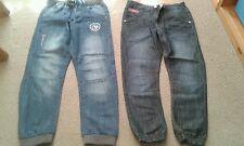 Boys Designer Blue Denim Jeans – Joe Bloggs & Ripstop Age 13 EXCELLENT CONDITION