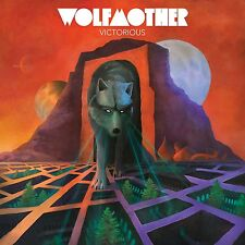 WOLFMOTHER - VICTORIOUS  VINYL LP NEU